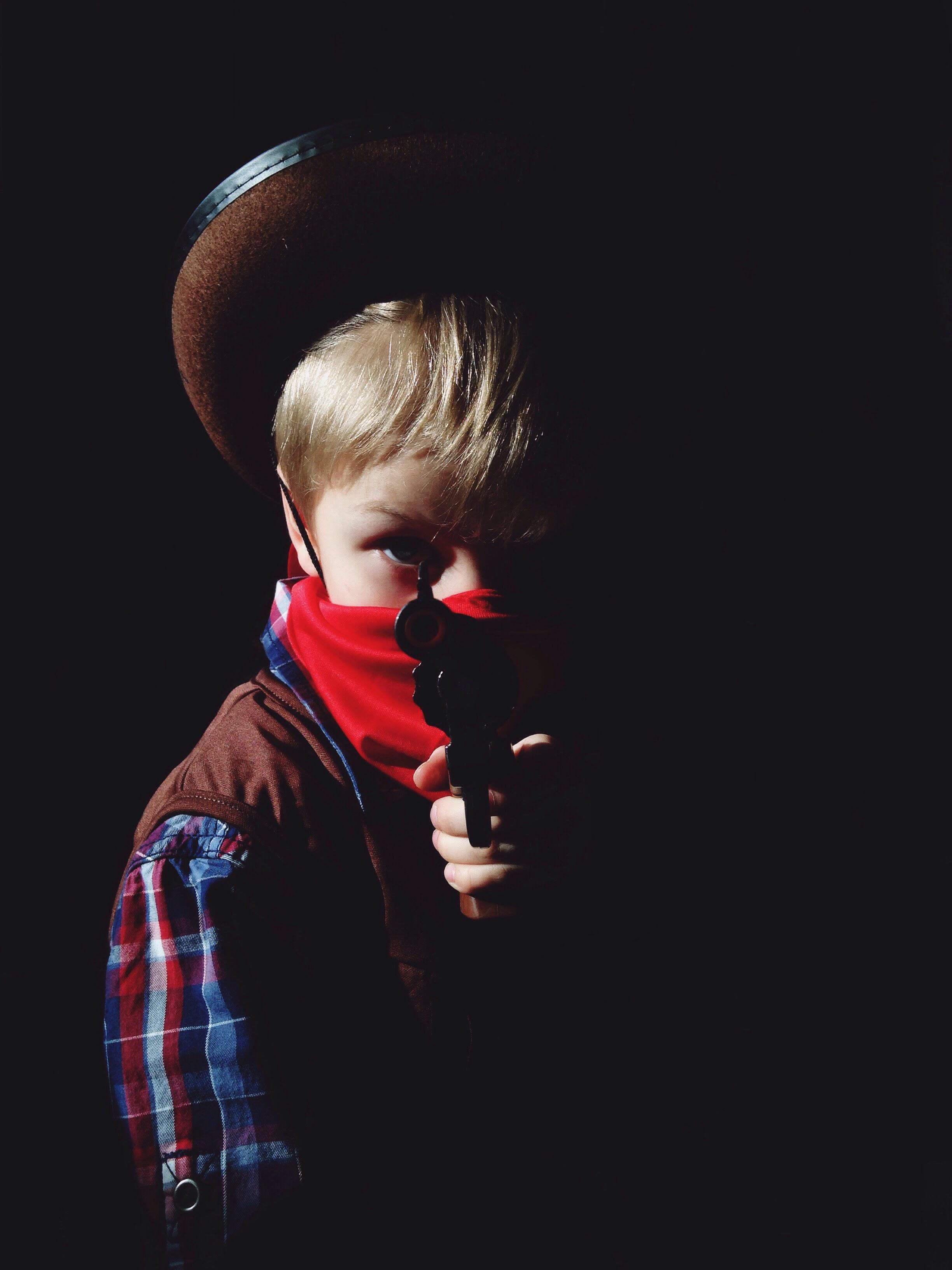 Portrait Cowboy
