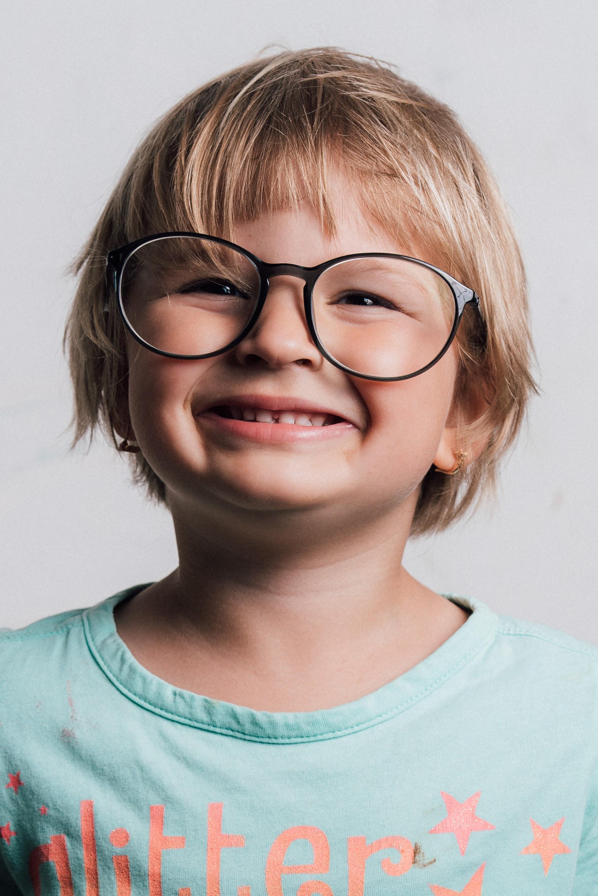 Portrait Kindergartenmädchen