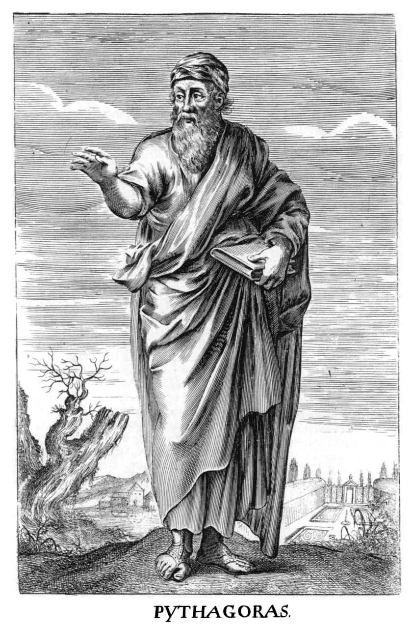 explore the life of pythagoras and his contribution to the world of mathematics