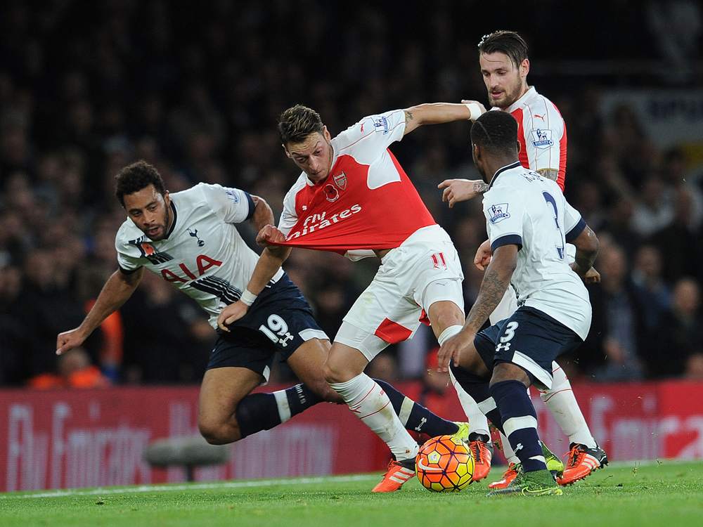 Arsenal v. Tottenham