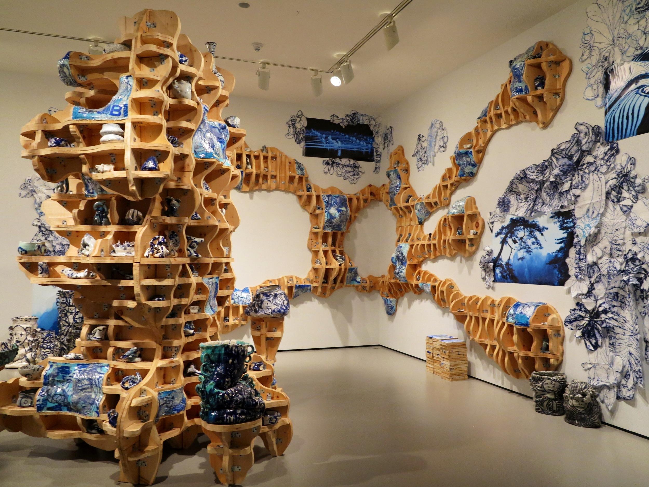 1.YuYu Blue-Boston Museum of Fine Arts.JPG