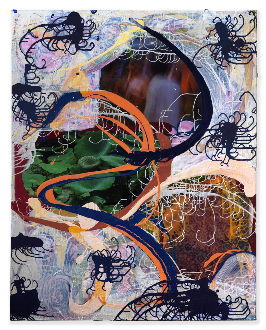 """YuYu Fire, 2014, 68x54"""""""