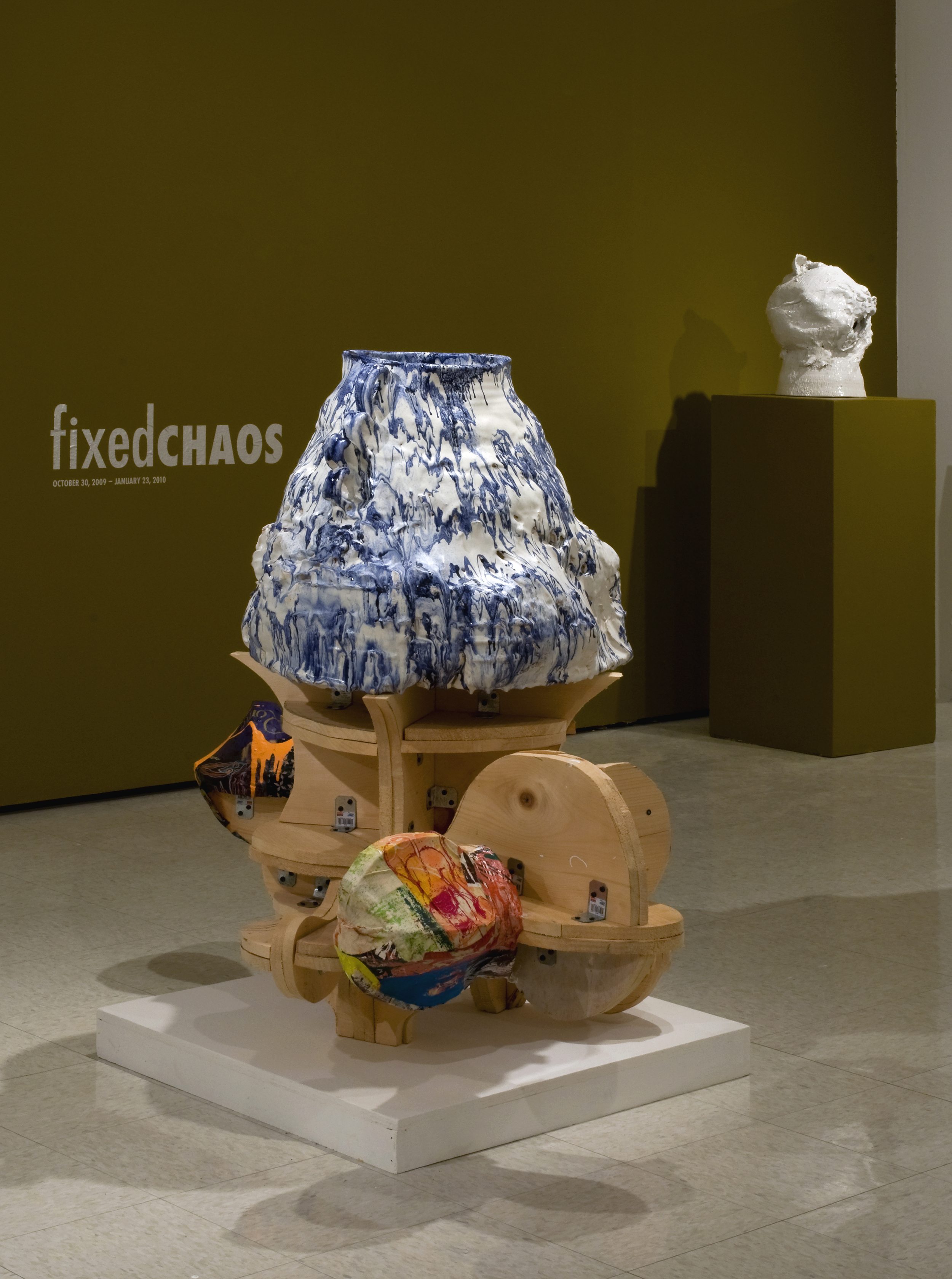 Fixed Chaos Installation View, 2010