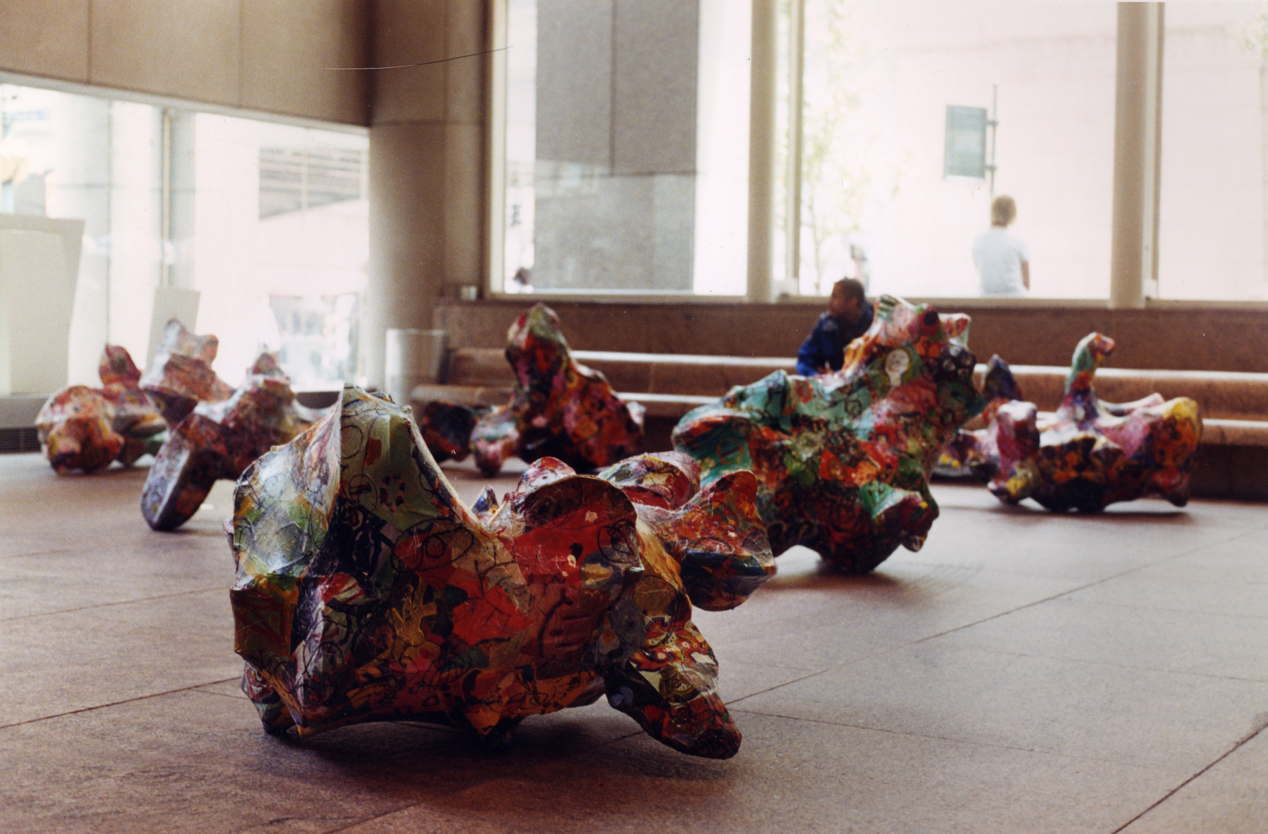 Whitney Museum at Phillip Morris, 2000
