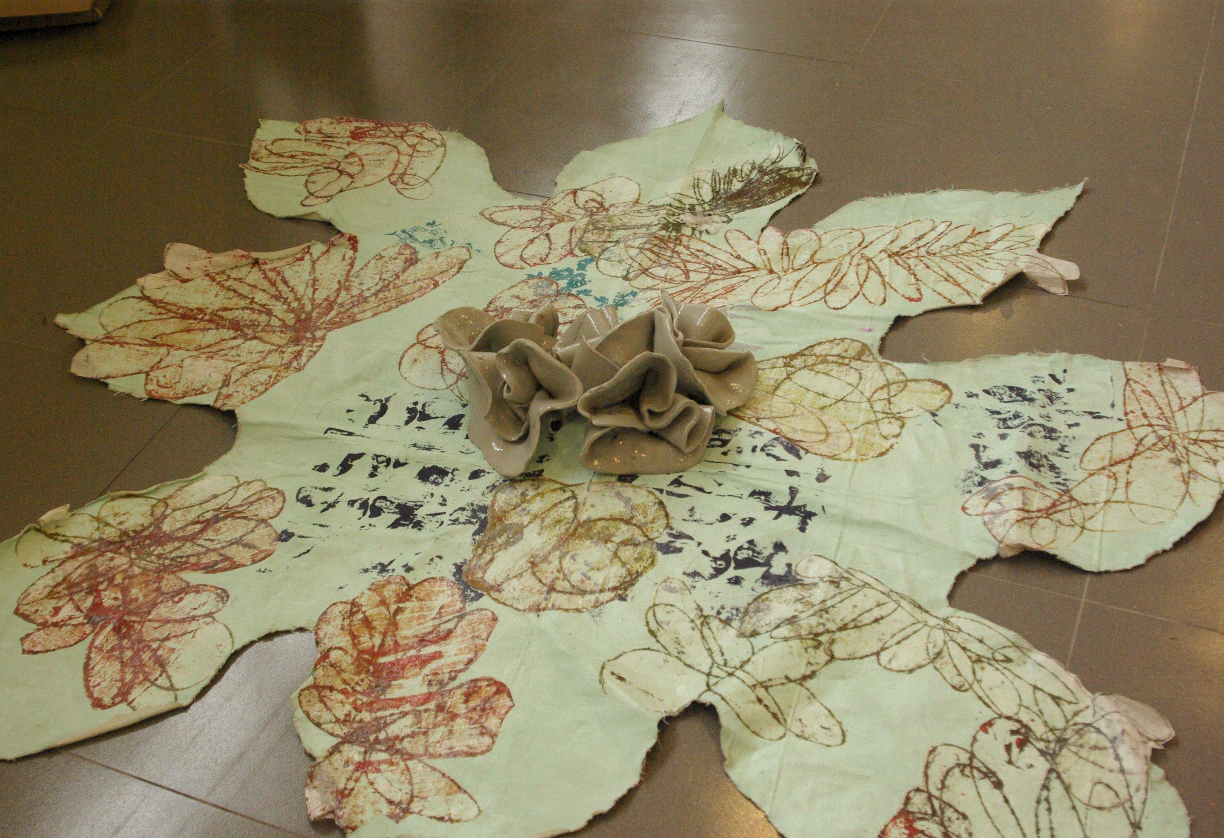 Sum of the Parts, Vietnam University of Fine Arts, 2015