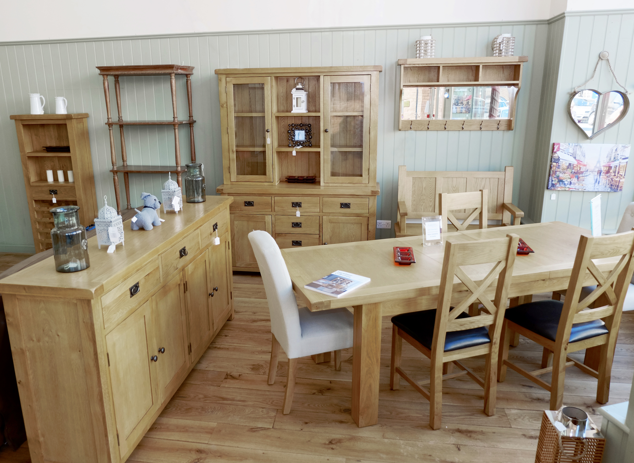 traditional style dining room ranges