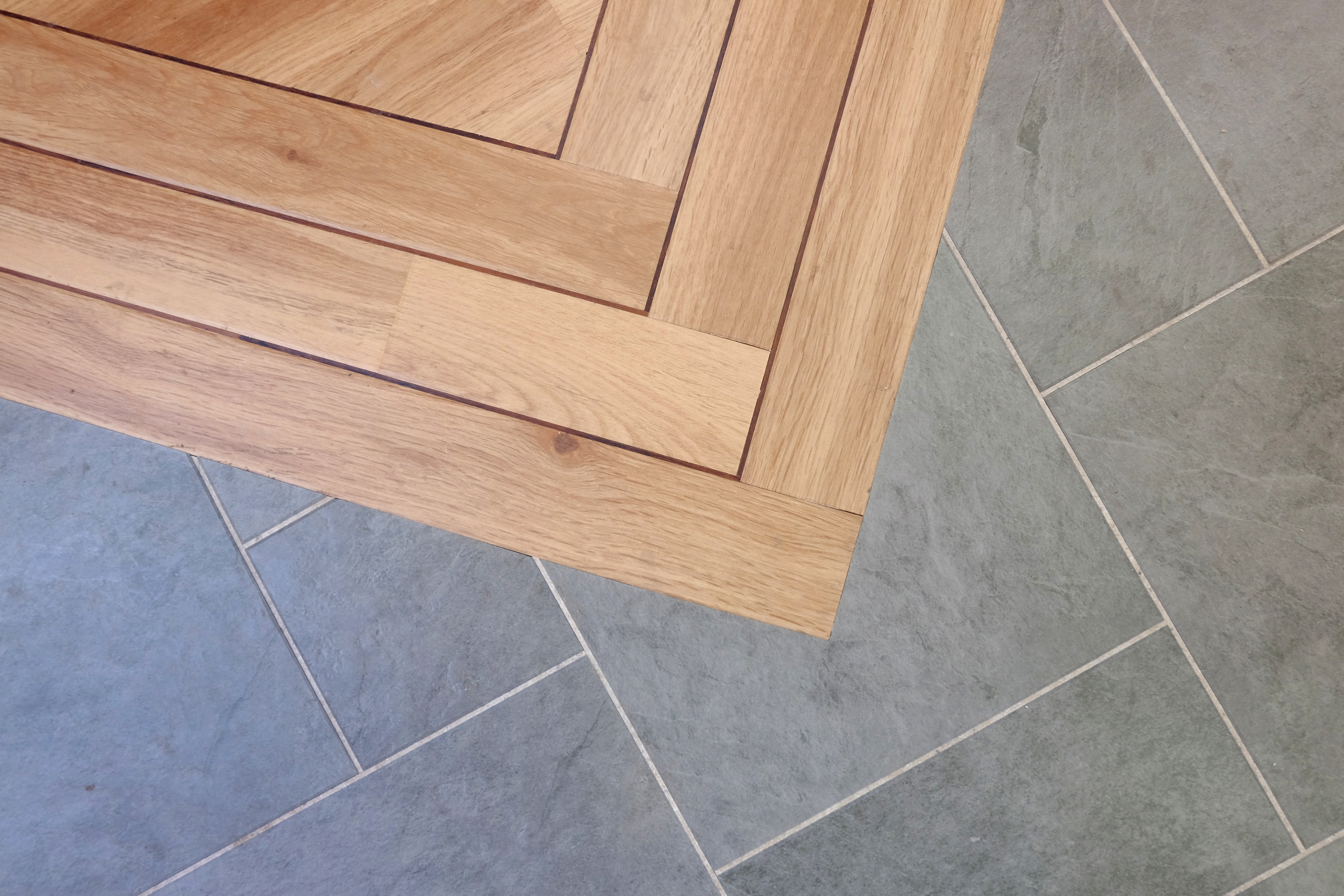 Kardean tile and wood effect flooring