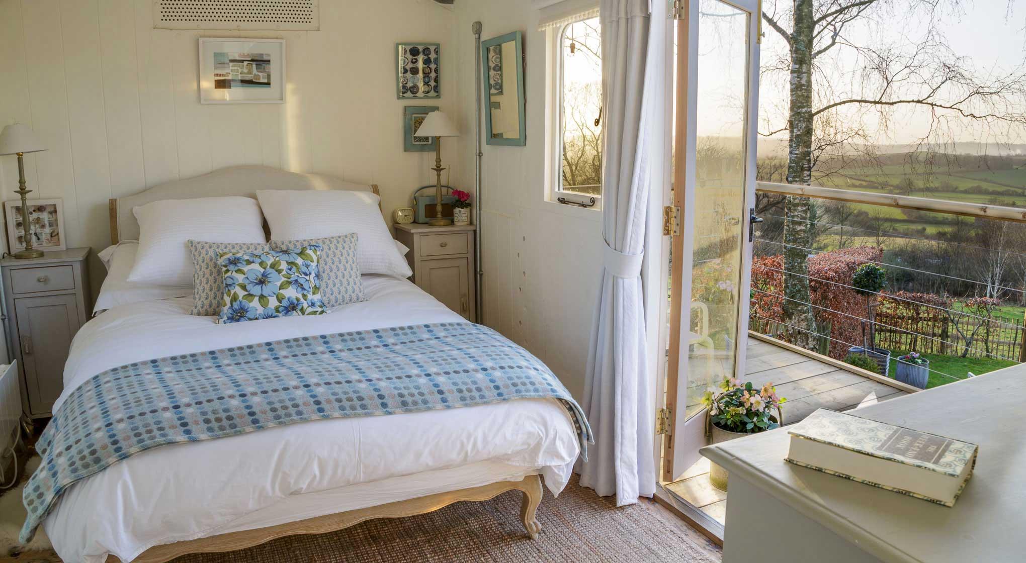The Wagon's Bedroom