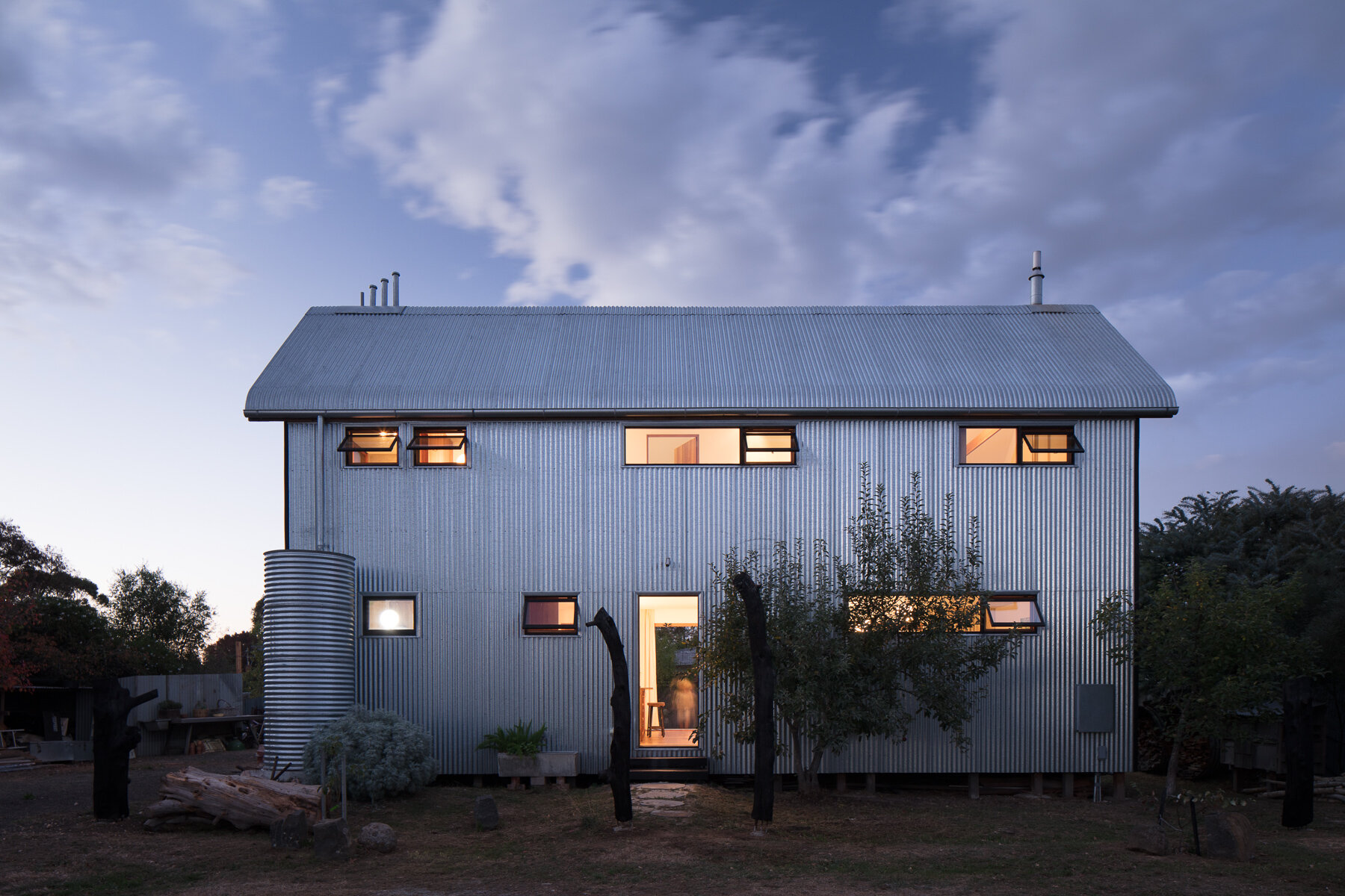 THE RECYCLABLE HOUSE BEAUFORT -