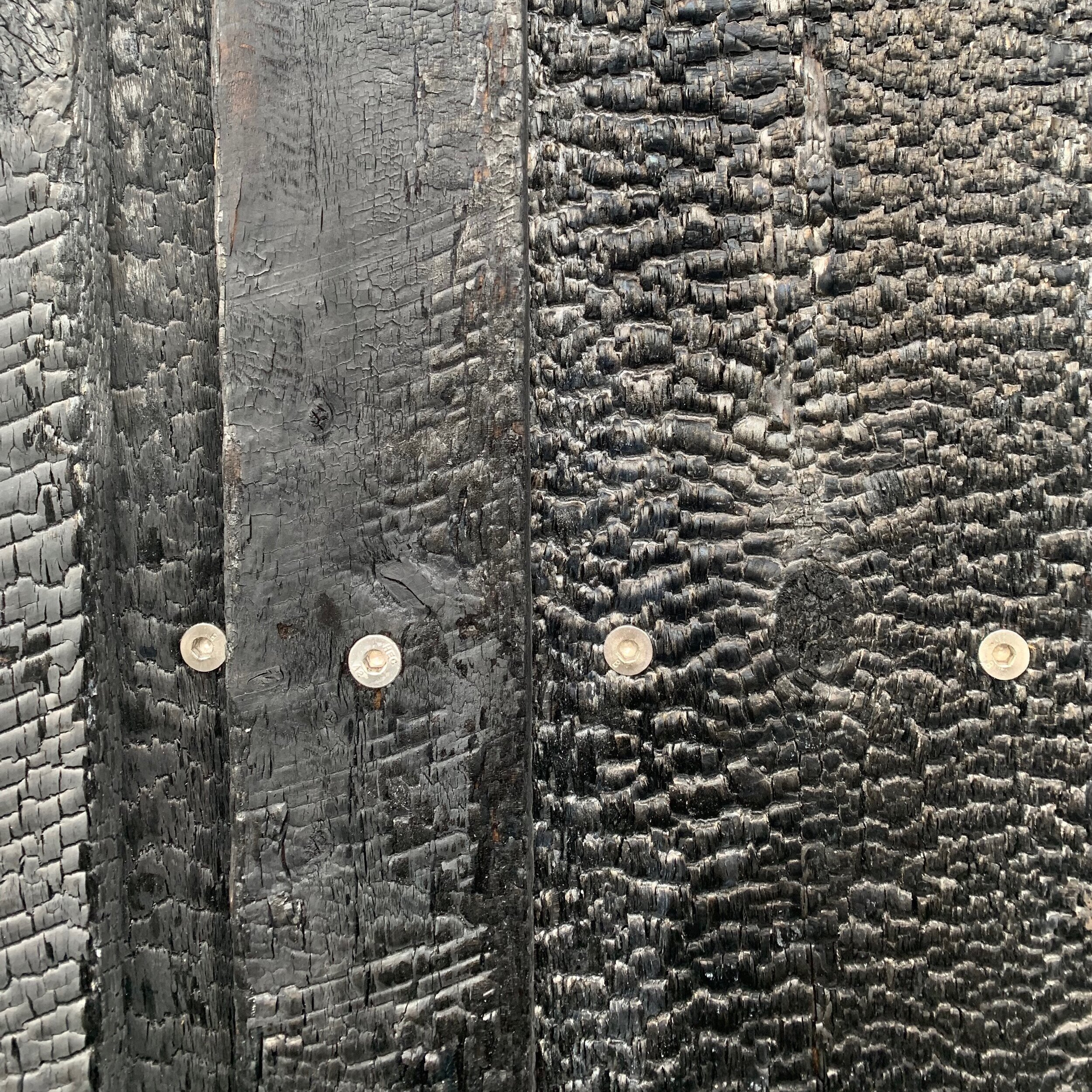 WANT LONGER LASTING, MORE SUSTAINABLE, NATURAL, CHARRED TIMBER CLADDING FOR YOUR PROJECT? -