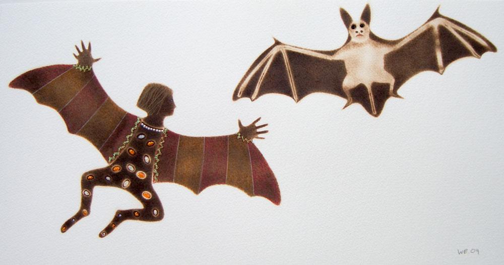 Bat and Child