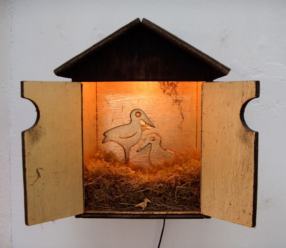 Bird Shrine
