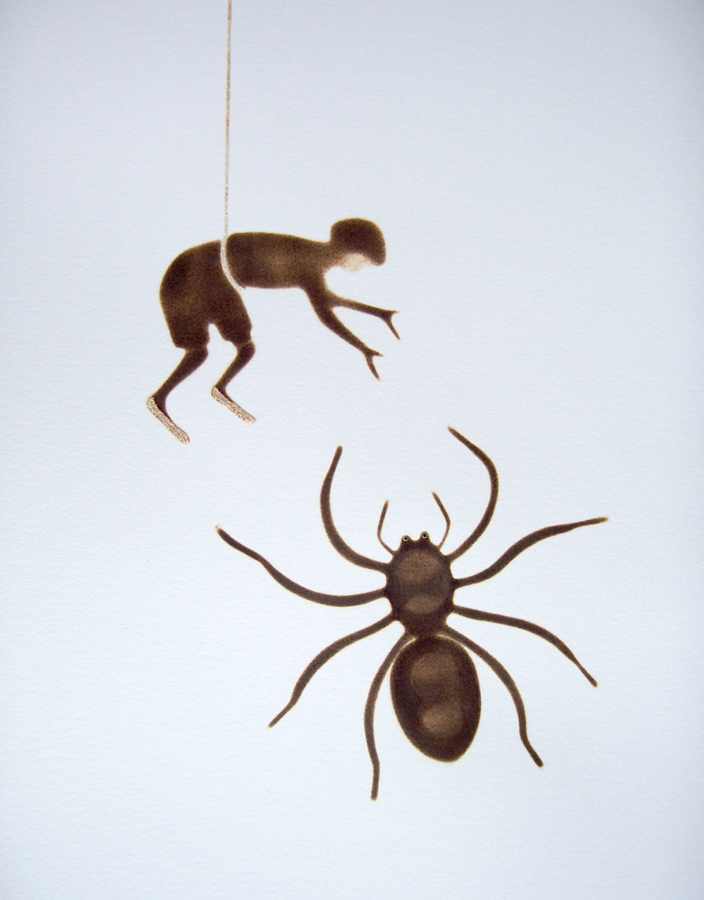 Spider and Child