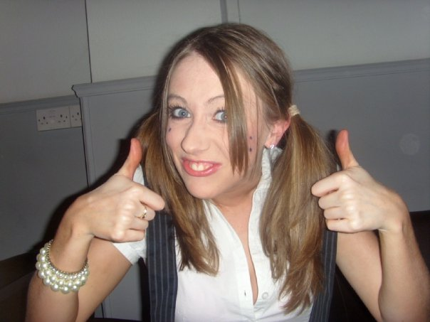 Back in 2009 when YouTube was advert-free and I could get away with pigtails on a night out...