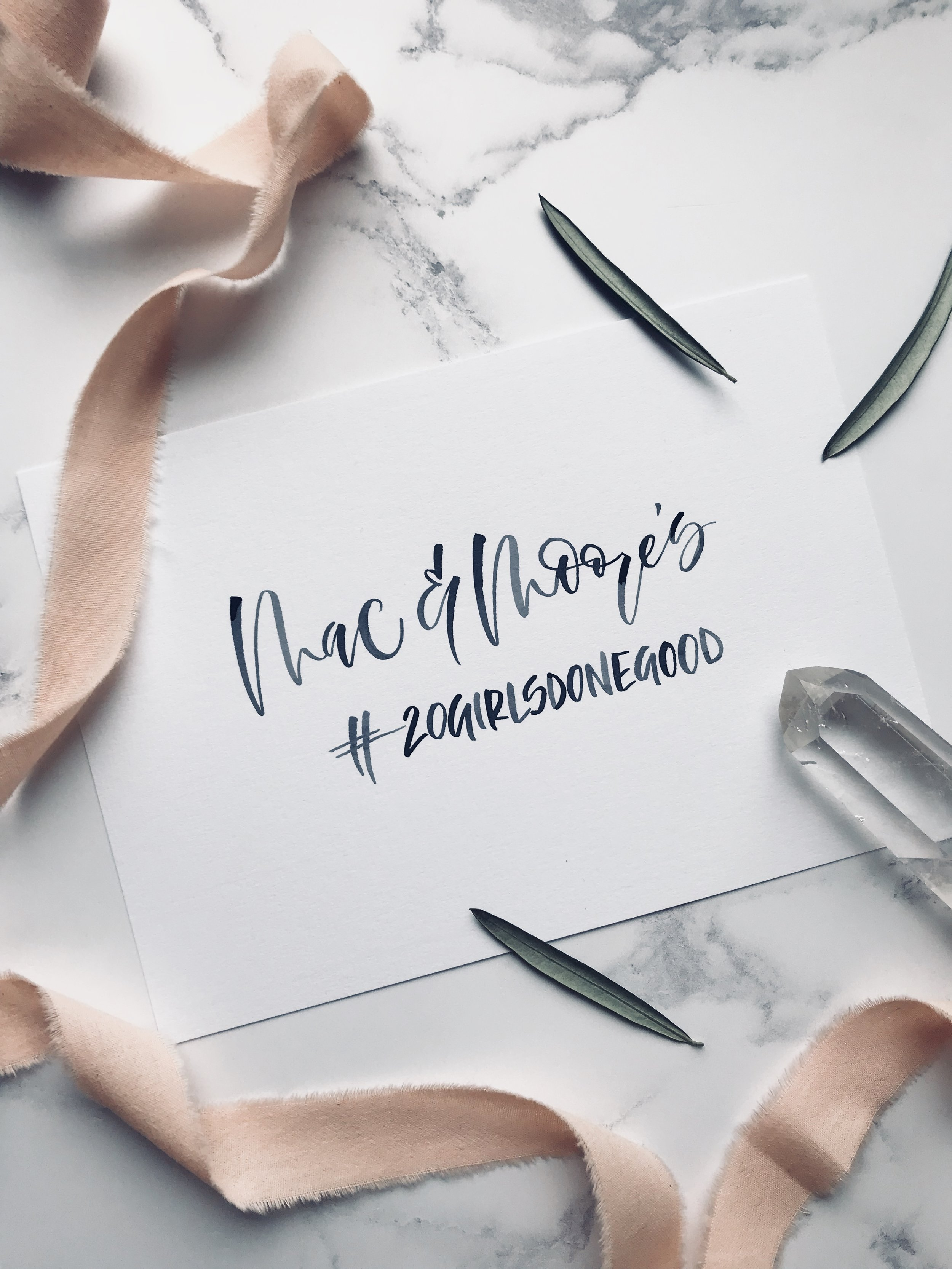 Check our Instagram @macandmoore every day for updates! Thanks to  Palepress  for this beautiful image!