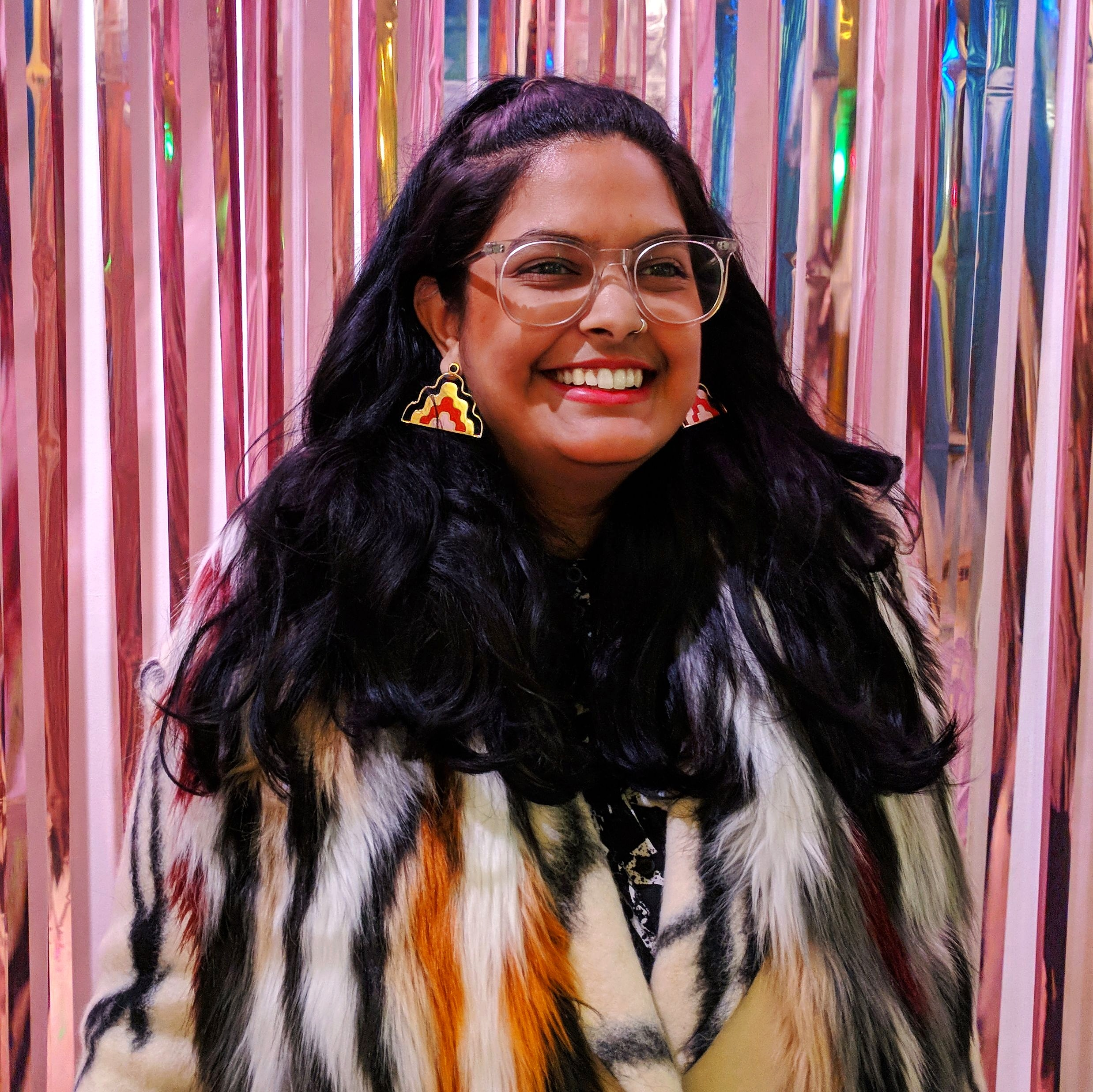 Going For Gold by Rosh Thanki, Milk Tooth LDN earrings at Chloe Lamfords Somerset House exhibition (1).jpg