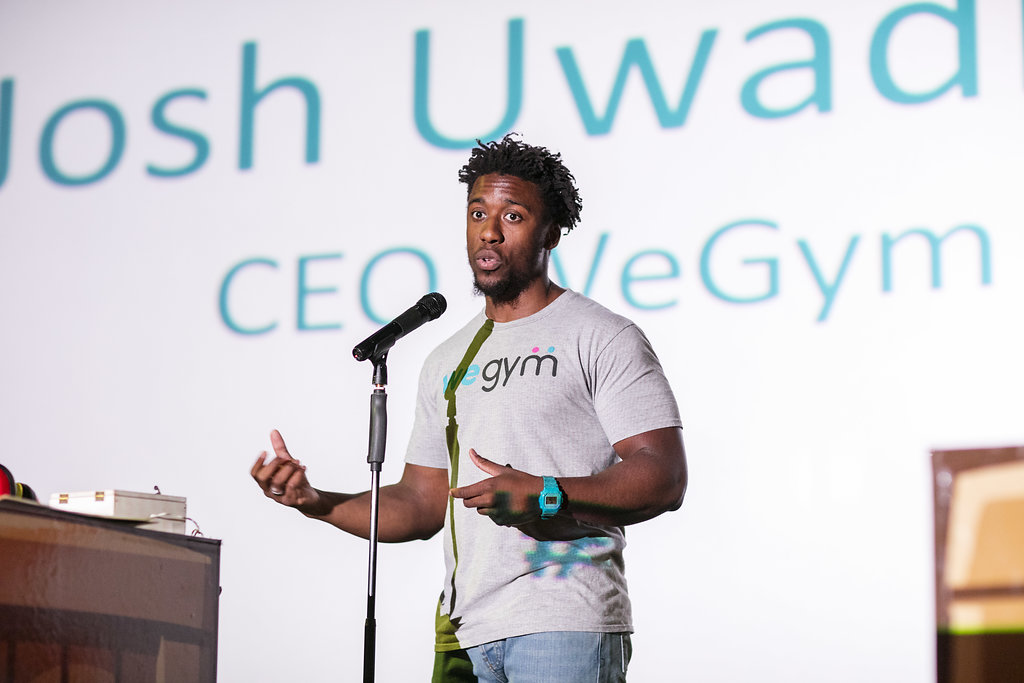5. Josh Uwadiae - Founder, WeGym