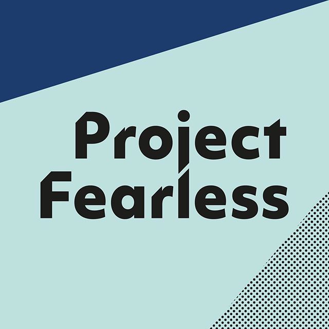 """Bravery is learned, and like anything learned, it needs to be practised"" Caroline Paul • • We have lift-off on @project.fearless 🥳 🥳🥳 • • We're so excited to finally share our latest client work that we've been hard at work on behind the scenes. We have worked alongside founder Merida Miller and incredible designer @m.russelldesigns to create the brand proposition, visual identity and launch to market. Which launched TODAY! Whoop!  Project Fearless is a workshop and project-based learning space for any girl aged 9-14 in the Netherlands to get hands-on, break stereotypes, stand out, find her voice and create an impact. • • Wishing Merida the BEST of luck in her @impacthubams pitch later today and we can't wait to see the impact that PF is going to have on the lives of girls throughout the Netherlands. An absolute dream project to work on that promotes our vision of creating #femaleempowerment throughout the work we do.  Jess, Nat & Maddy (aka #dreamteam) xx 🙋🏻‍♀️🙆🏻‍♀️🙋🏻‍♀️"