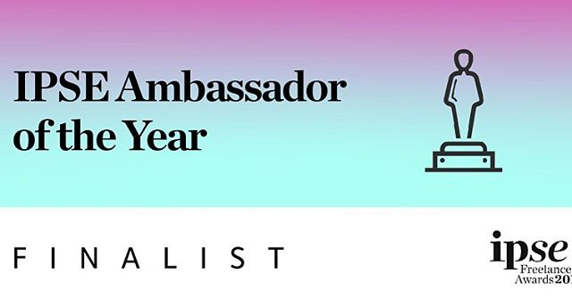 When we first opened up shop at Mac&Moore Towers we always knew that we wanted to create something more than our client work. Supporting women in the Freelance and self-employed community is something we absolutely LOVE, so it's very exciting to announce that we are finalists in the @teamipse IPSE Ambassador of the Year Awards! 🎉🥳 Fingers crossed! 🤞  #IPSEAwards #freelancers #gigeconomy #womensupportingwomen #workfromhome #coworkers #womeninbusiness