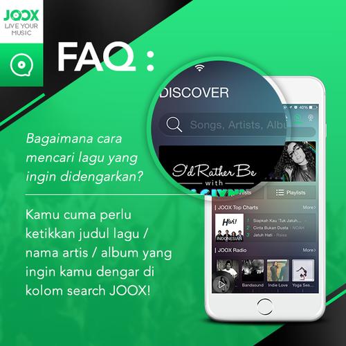 Portfolio 28 Joox Rise Indonesia