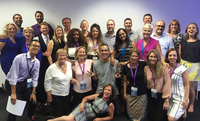 THE SPEAKERS INSTITUTE BOOTCAMP - FEBRUARY 2016, SYDNEY