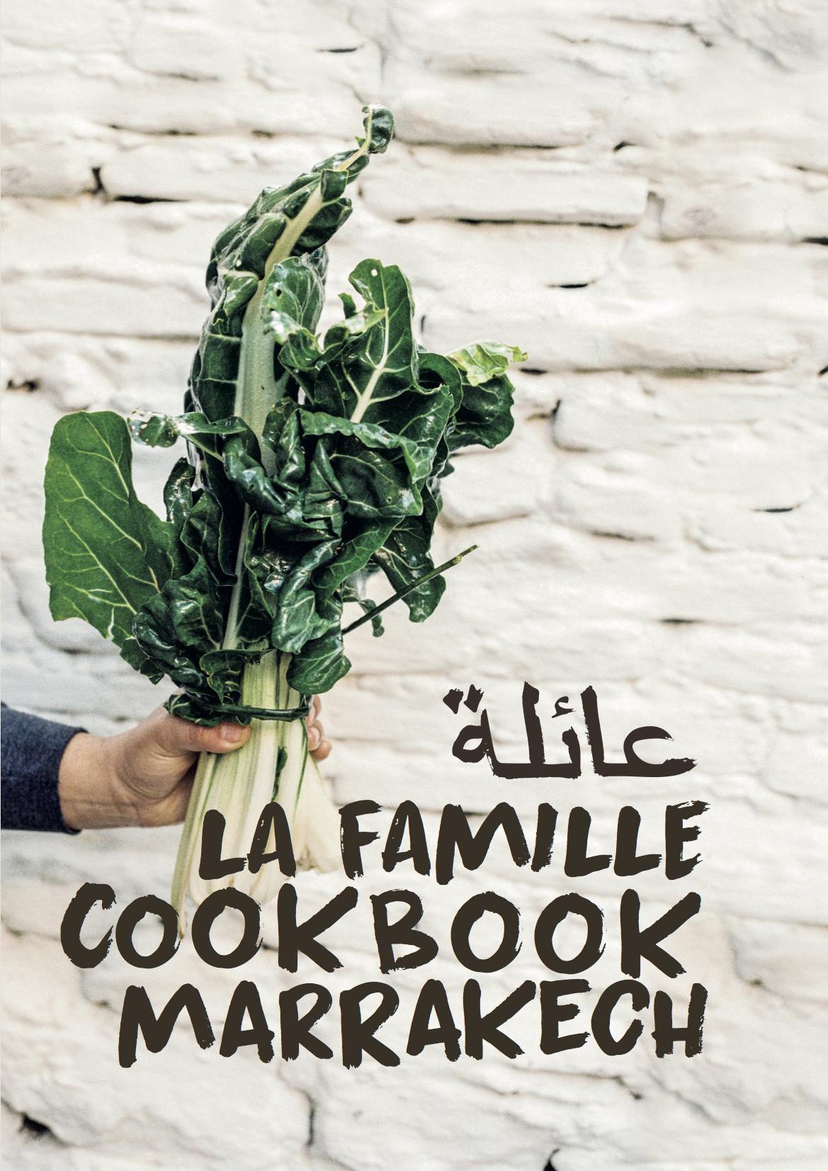 Nouvelle collaboration avec le restaurant La Famille à Marrakech -