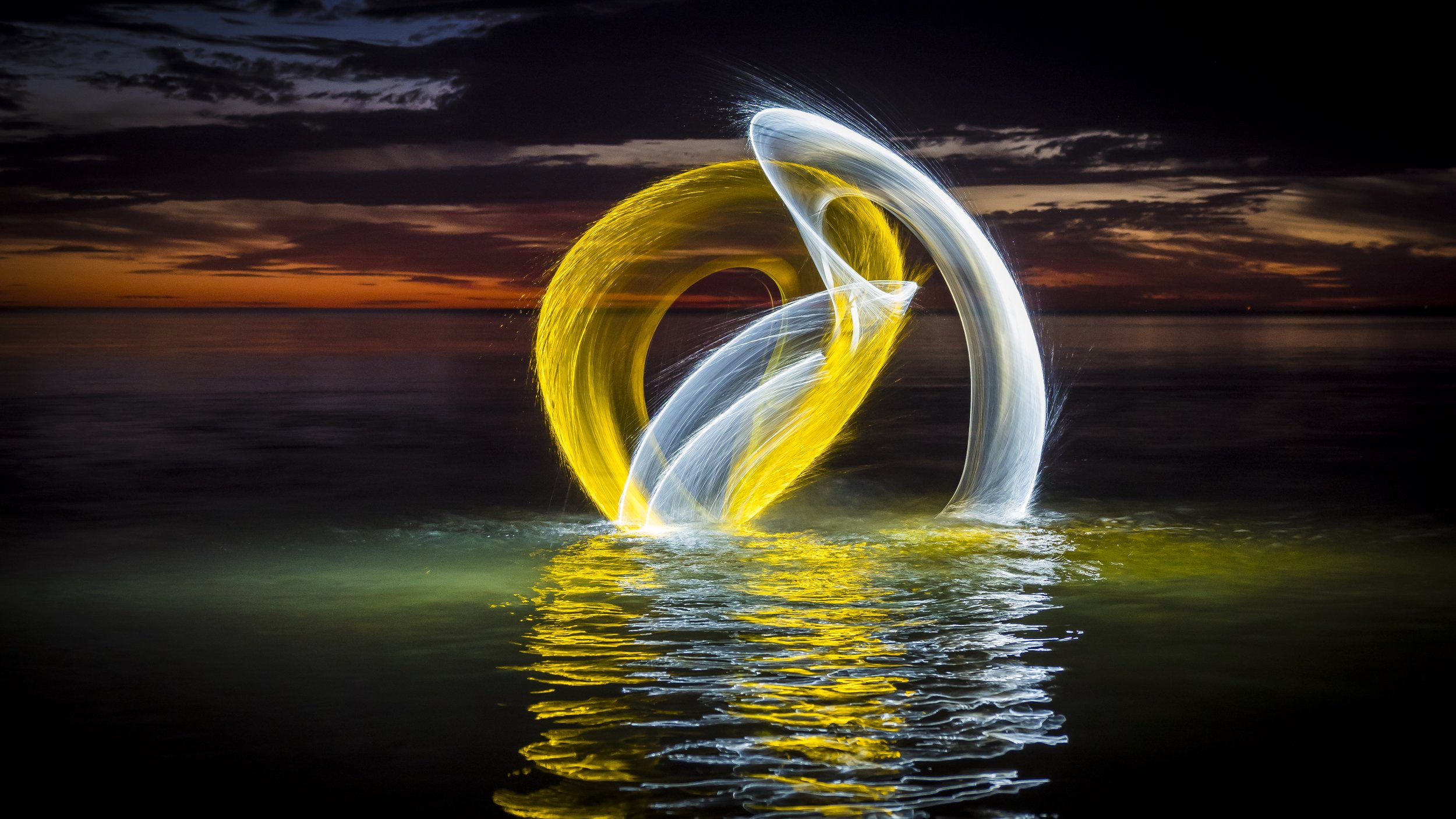 liquid Light exhibition -