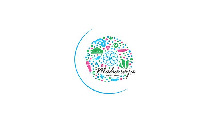 MahaRaja Eco Dive Lodge logo