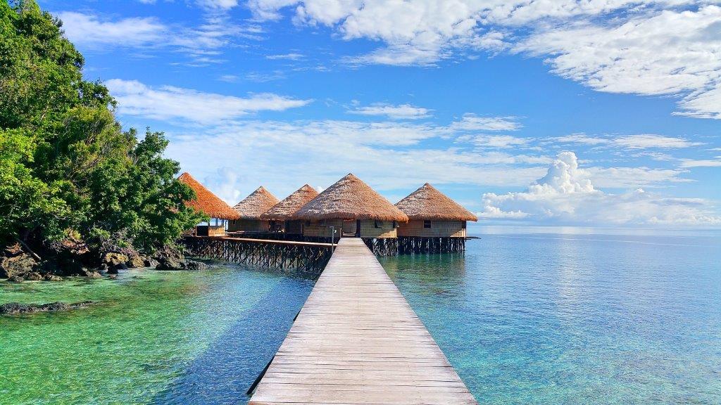 MahaRajaEco Dive Lodge - Indonesia