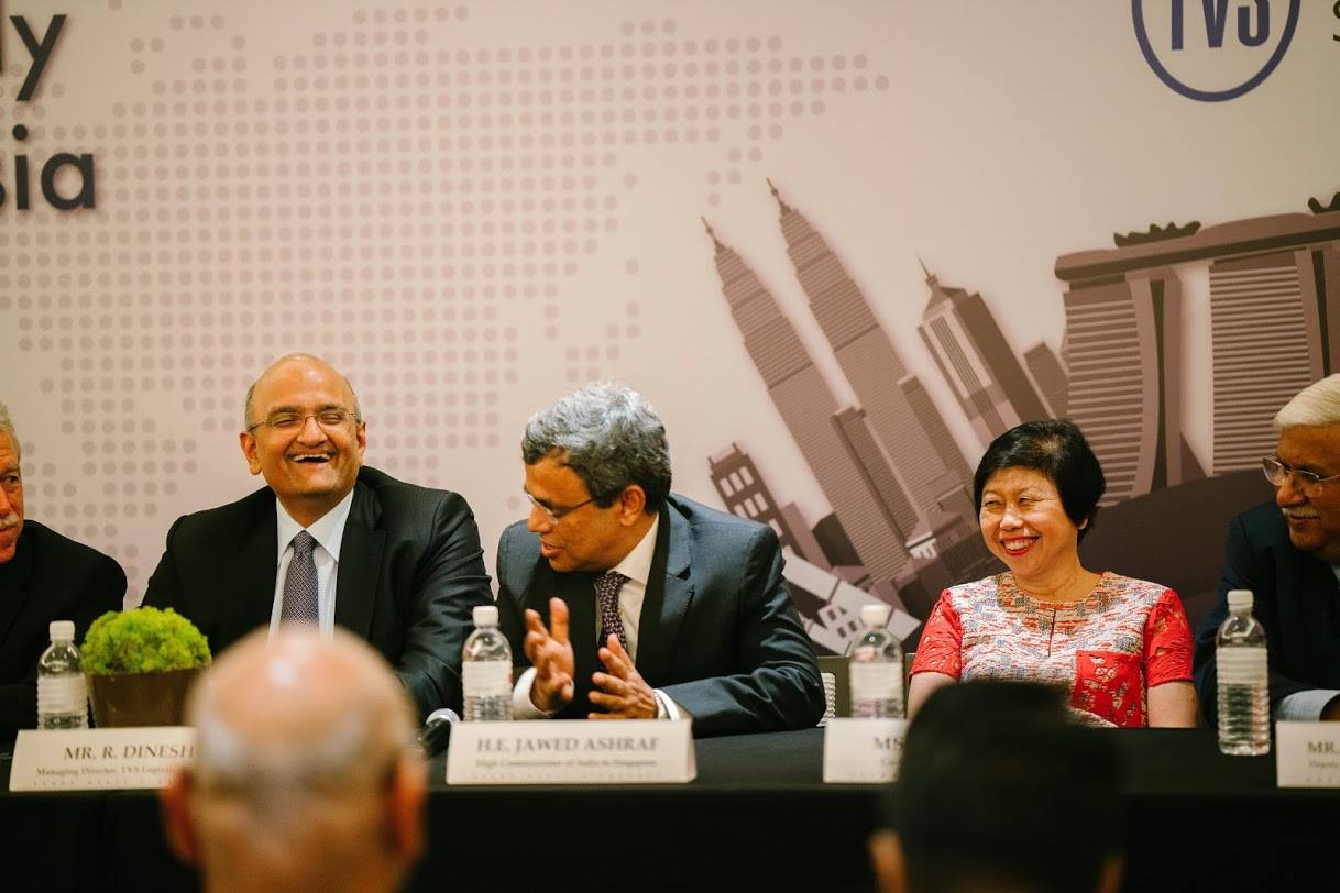 OFFICIAL MEDIA ANNOUNCEMENT - PRESS CONFERENCE IN SINGAPORE