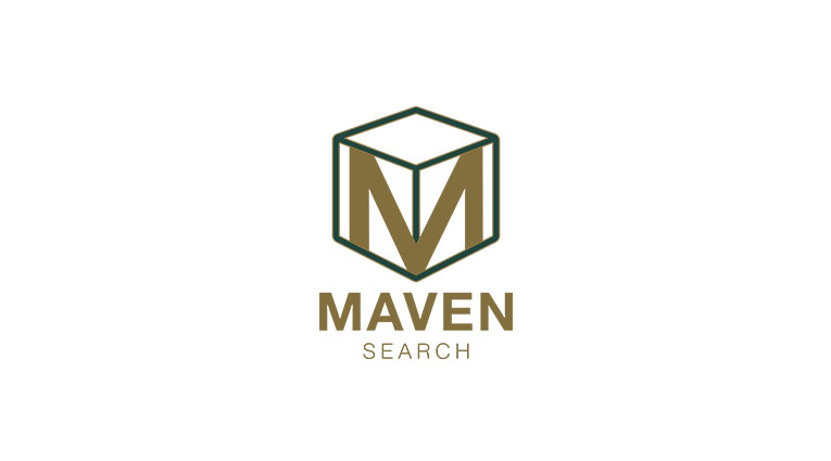 The EMMS Branding Project: Maven Search Logo