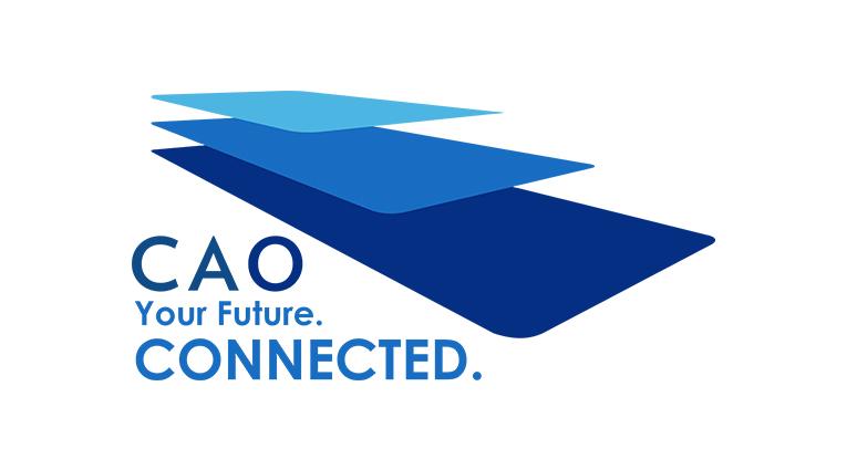 The EMMS Branding Project: NTU CAO Logo