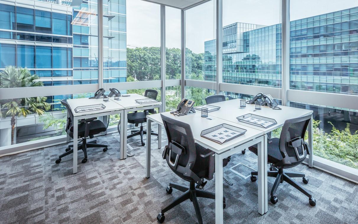 GorillaSpace - Singapore