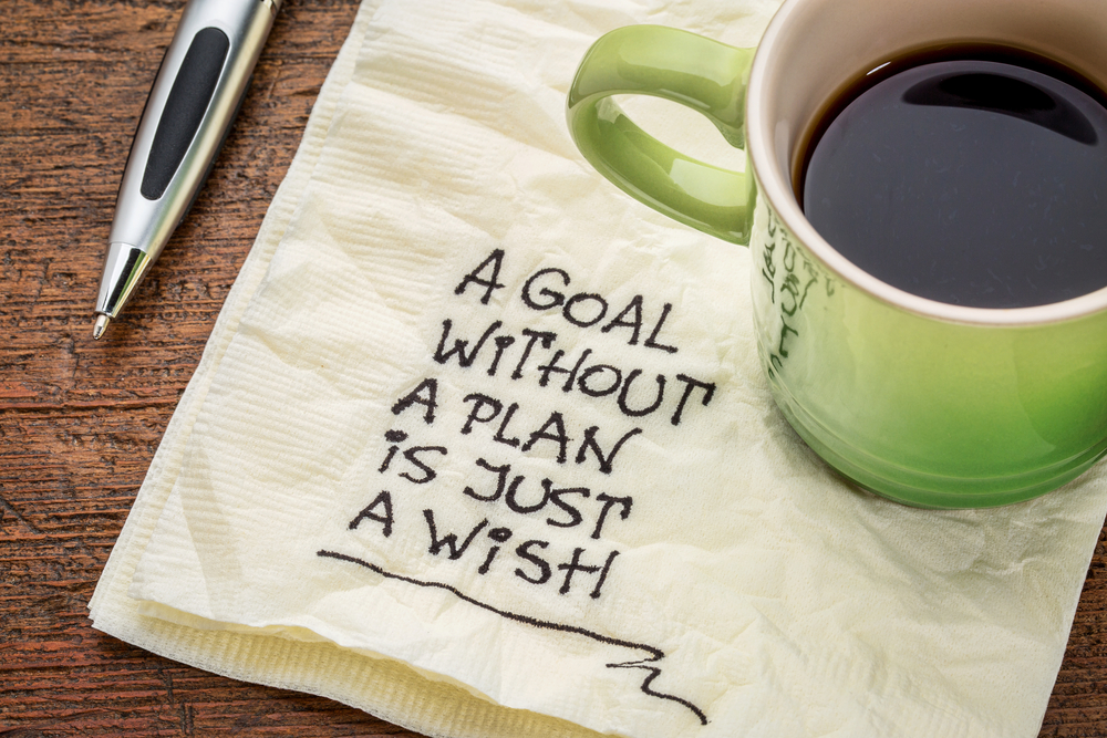 Forget New Years Resolutions, Here's How to Set Goals and Keep Them By Marielle Reussink The EMMS, Marketing for start-ups