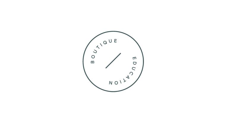 Boutique Education Logo