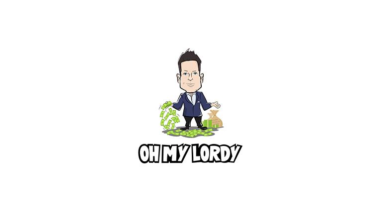 Oh My Lordy Logo