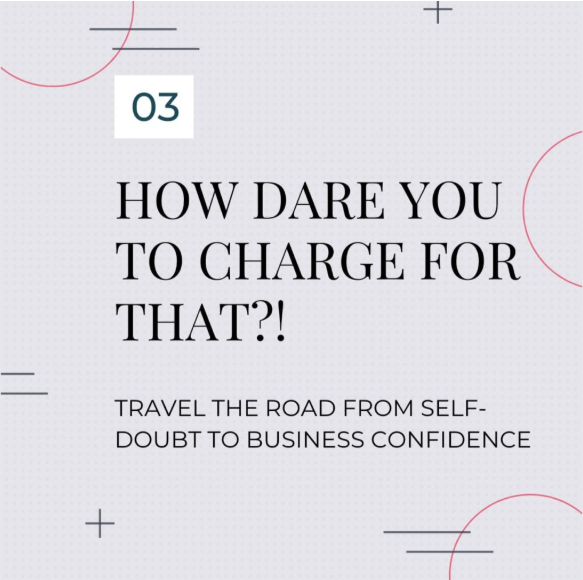 """How dare you charge for that?"" Interview broadcast on 4EB Digital's global broadcast and Basically Business podcast.  Full transcript:  https://basically.business/how-dare-you-charge-for-that/"