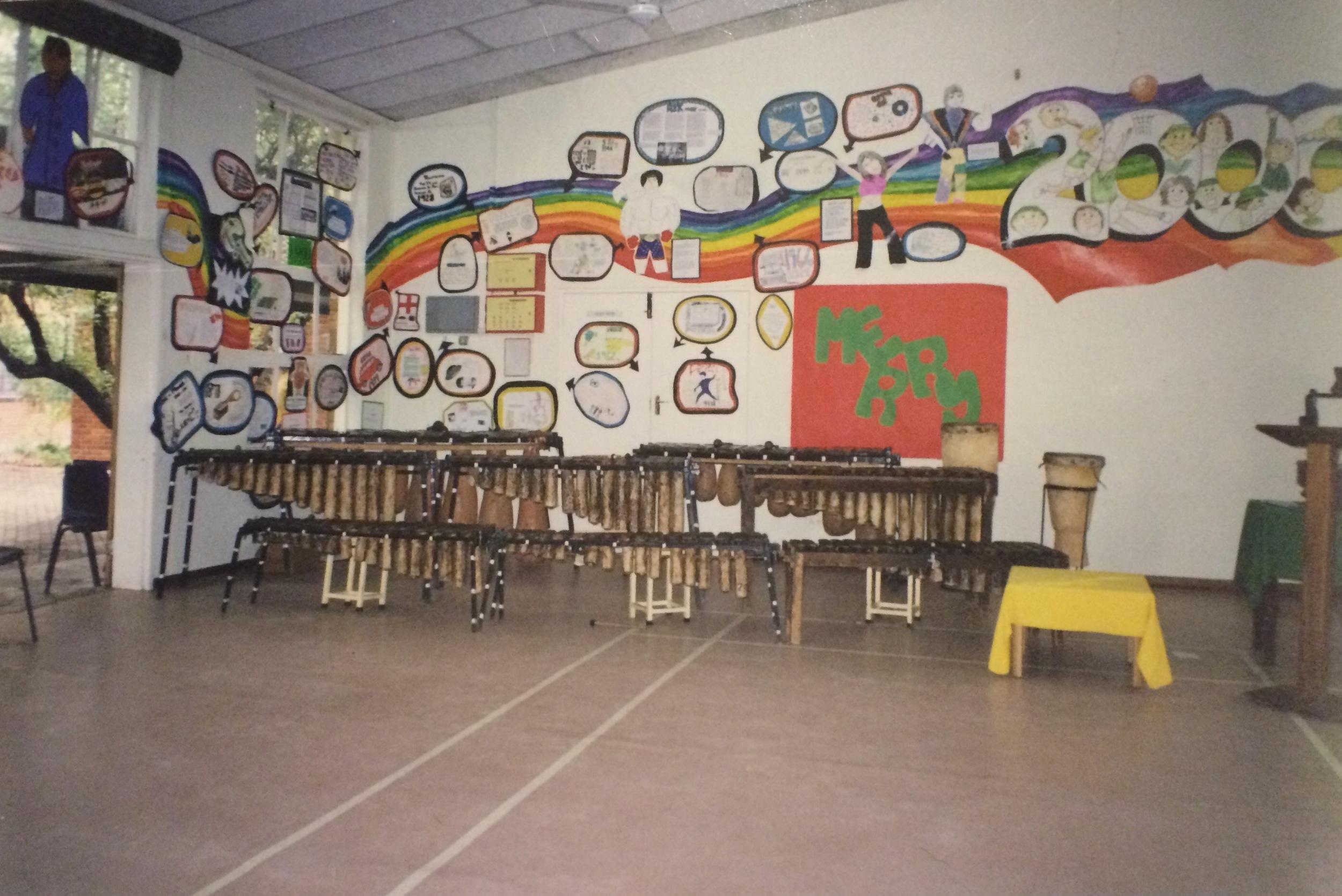 Final assembly, 1999.