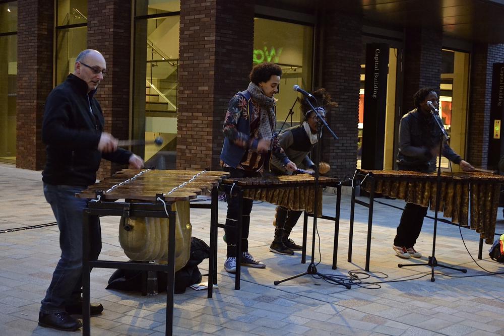 My marimba band © Giulia Brescianini