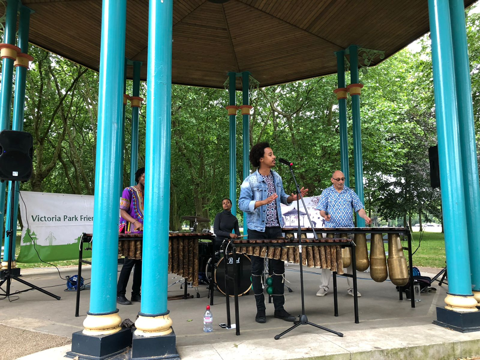 Summer Bandstand Launch - Victoria Park