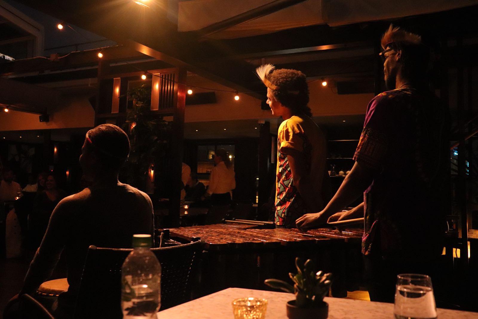 Otto & The Mutapa Calling - Mbulelo Ndabeni - Century Bar Soho London