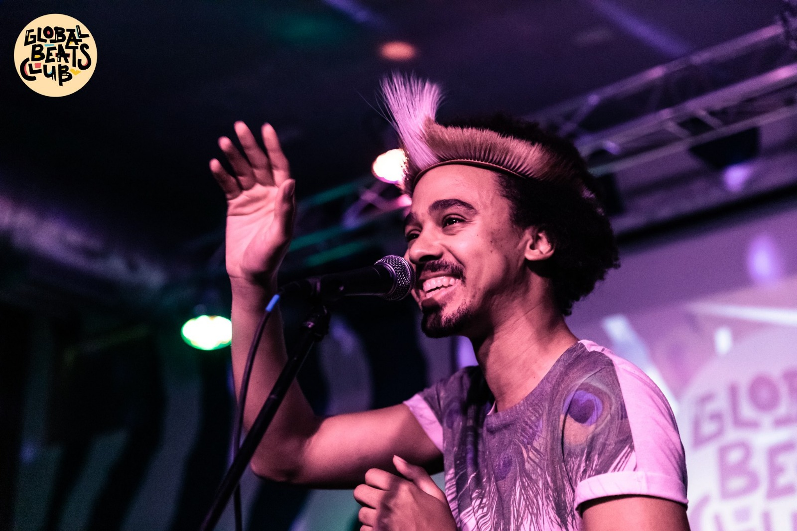 Otto And The Mutapa Calling at Global Beats Club - Juju's Bar And Stage - London