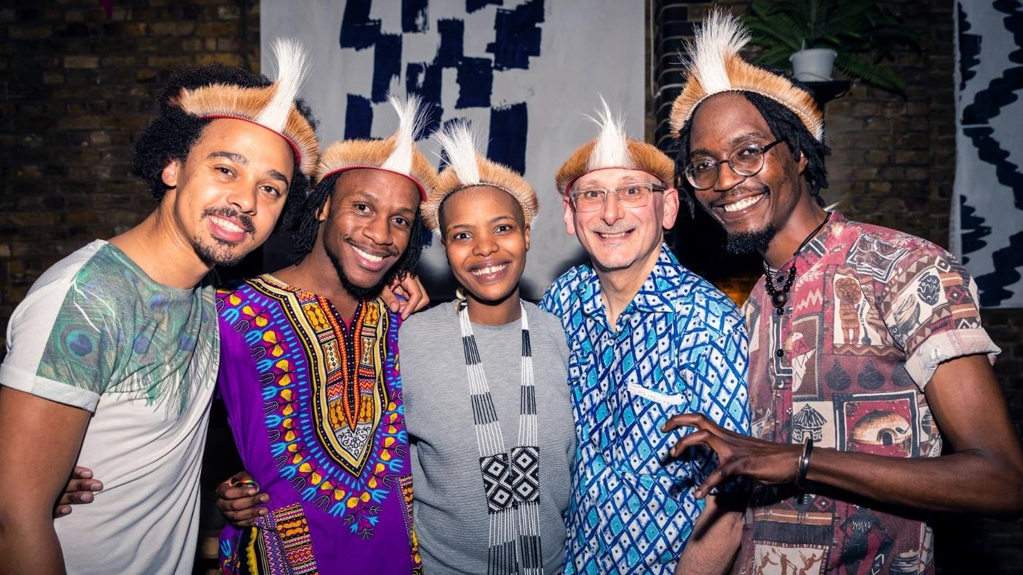 Otto And The Mutapa Calling Marimba Band London UK