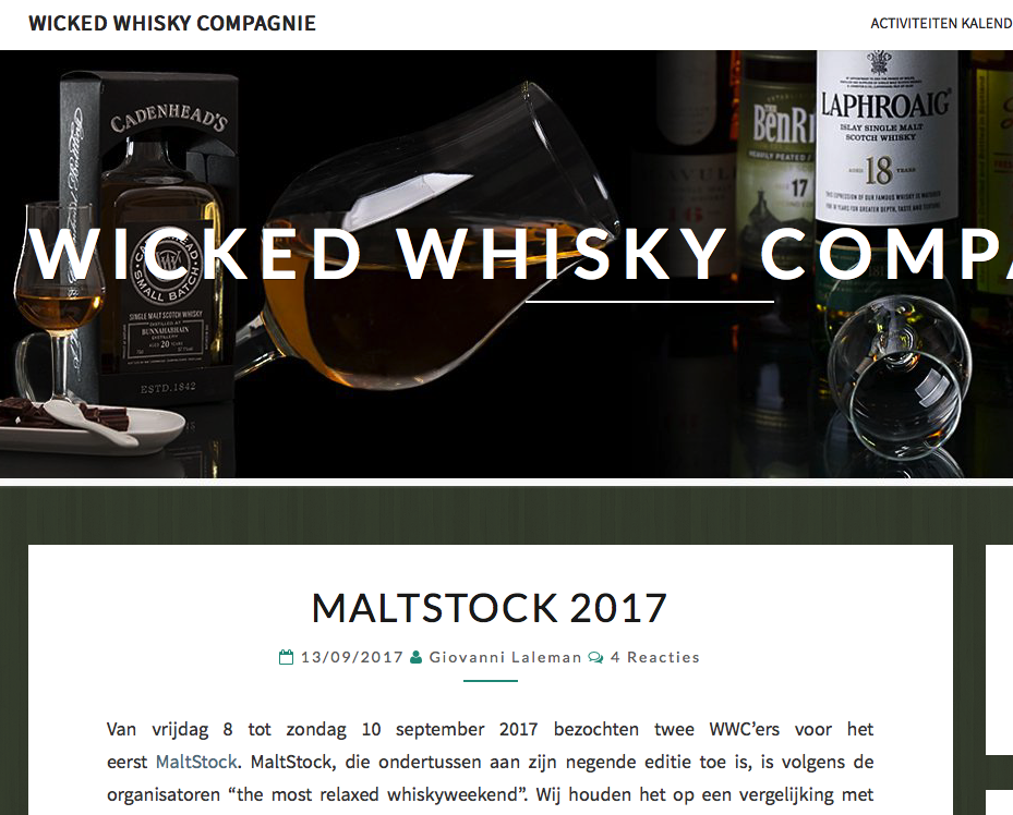 Wicked Whisky Compagnie