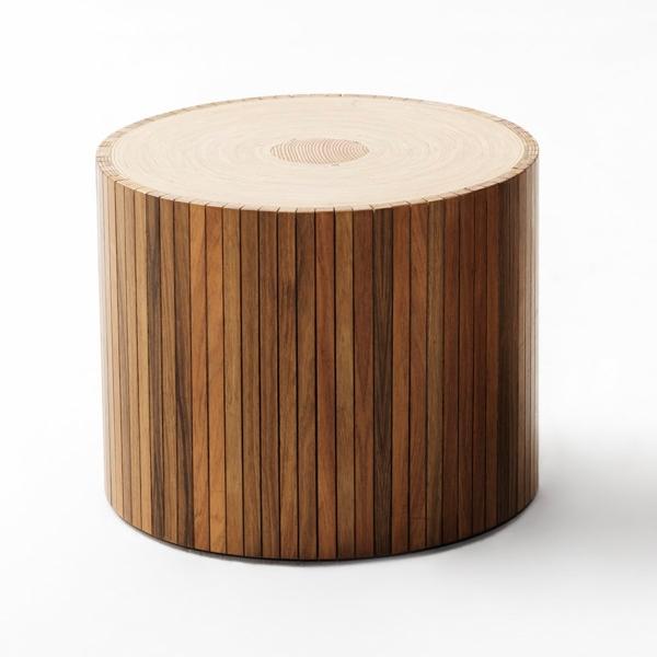 Log stool in veneer.jpg