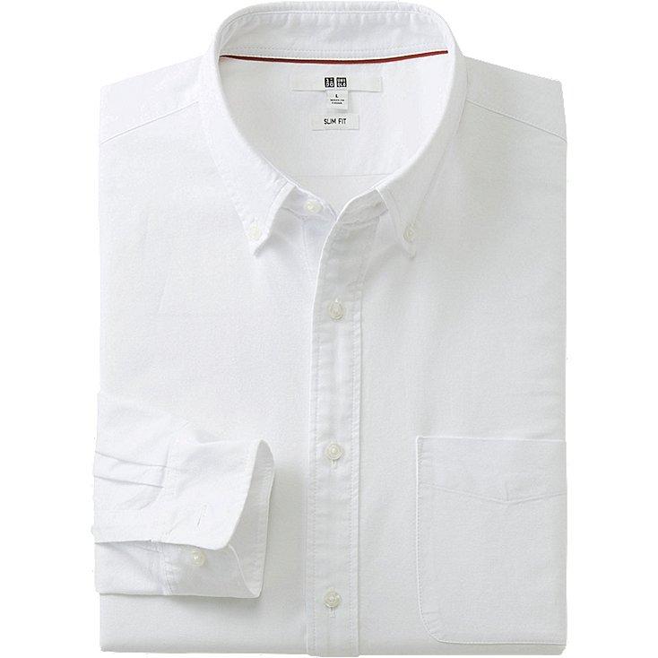 Oxford Cloth Button Down