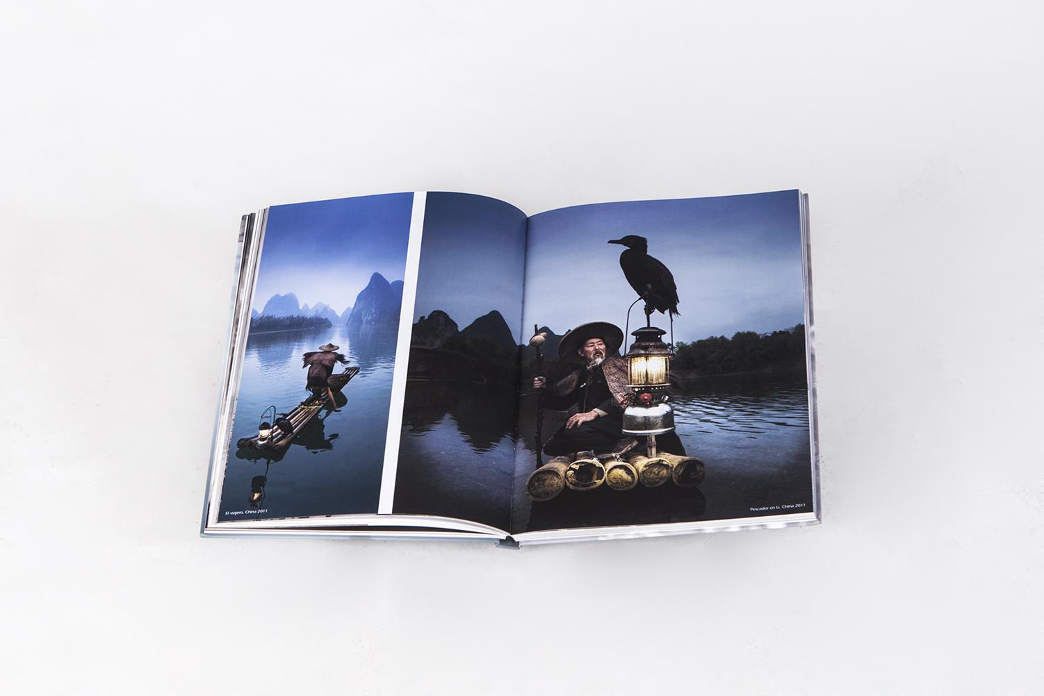 Fotografías de China en el libro El Silencio Habitado