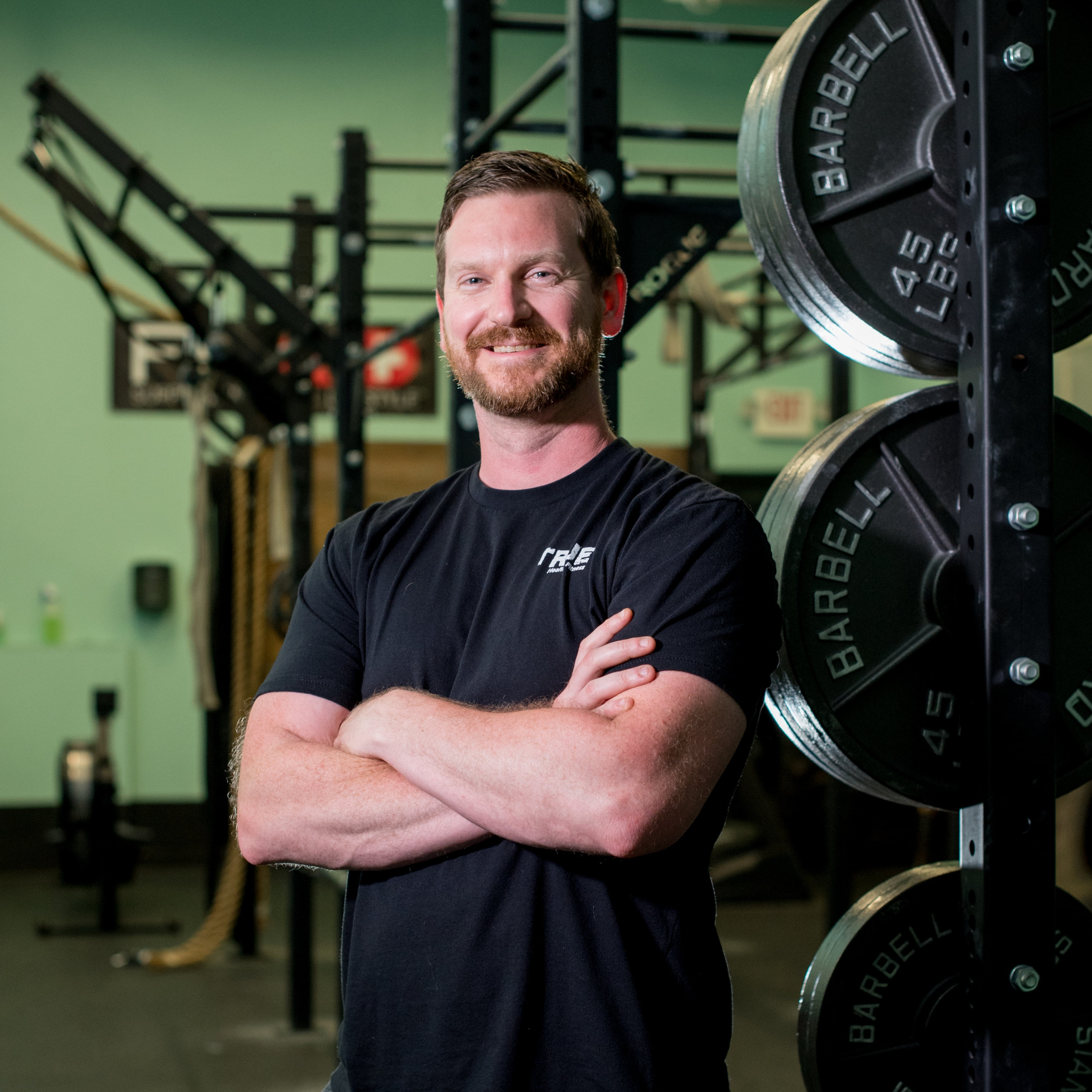Dr. Kevin Andrews - Chiropractic PhysicianCertified Personal TrainerSpartan SGX CoachCo-owner of True Health and Fitness