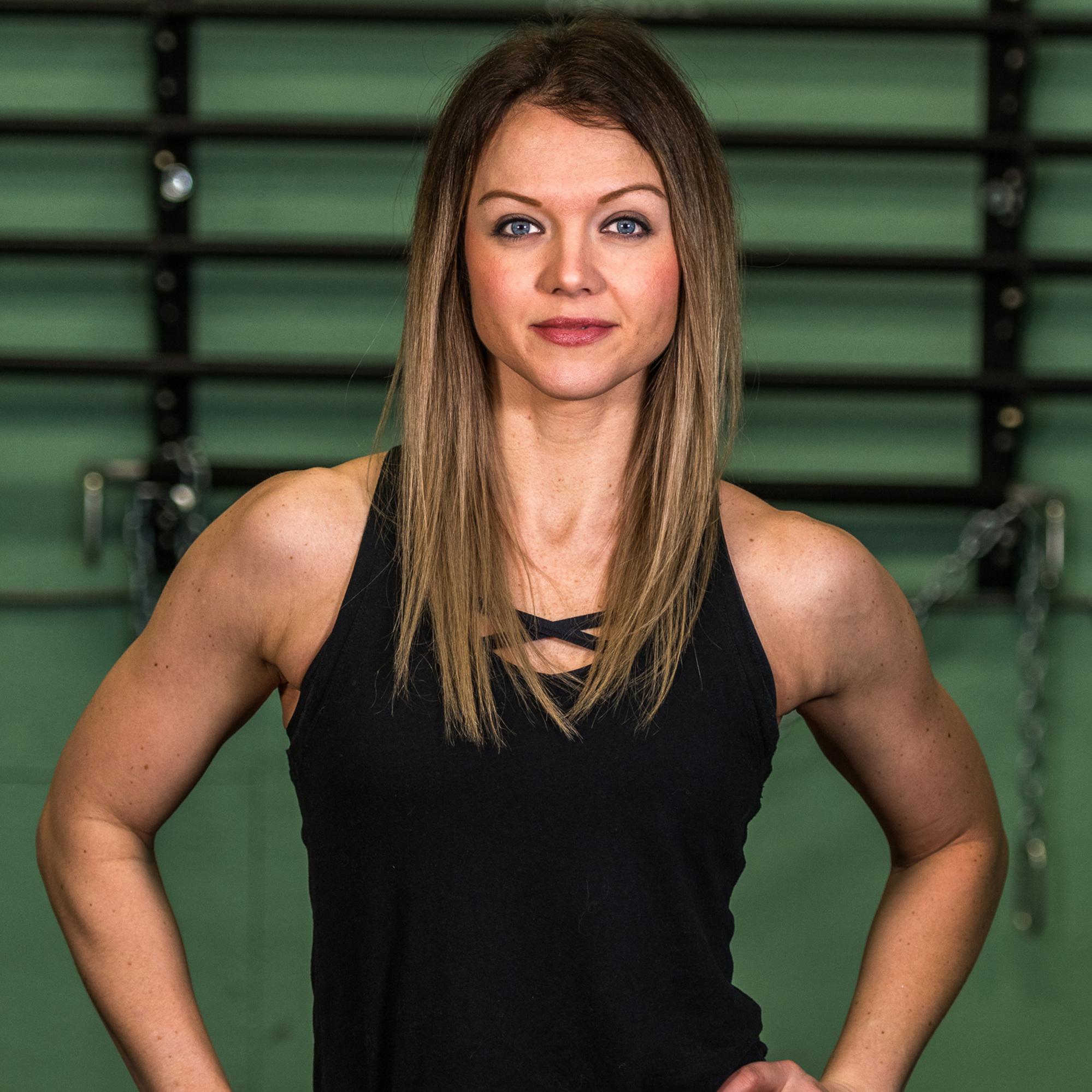 Sarah Zagorce - Certified Personal TrainerFitness Bikini CompetitorTrue Health and Fitness Receptionist