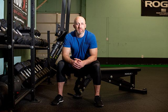 """Check out our July """"Meet the Team"""" blog post featuring personal trainer and Spartan SGX coach Tony Dahm. Link in bio. 💪🏆🏋🏼♂️ #fitness #truehealth #spartanrace #sparatansgx #sgxcoach #spartansgxcoach #greensburgpa #integrativehealth"""